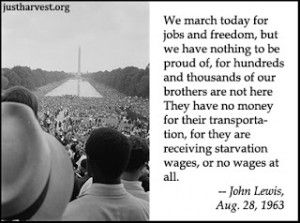 March on Washington - Reflecting Pool | Library of Congress