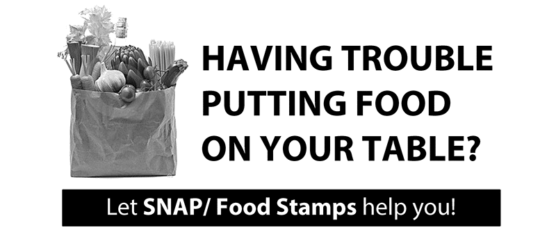 How To Apply For Food Stamps Just Harvest