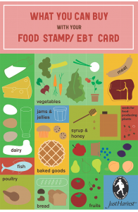 What you can buy with your food stamp/EBT card