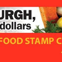 Pittsburgh 5 days, 6 dollars: Food Stamp Challenge