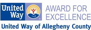 United Way Award for Excellence logo