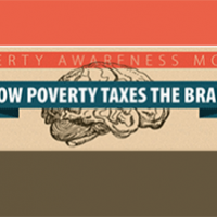 How poverty taxes the brain