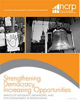 Strengthening Democracy, Increasing Opportunity: A report from the National Committee for Responsive Philanthropy