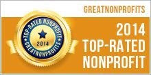 Greatnonprofits 2014 Top-Rated Nonprofit