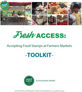 Fresh Access: Accepting Food Stamps at Farmers Markets Toolkit