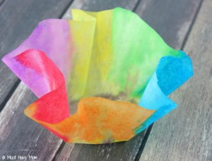 DIY-Paper-Bowls-in-3-steps kids craft | Must Have Mom