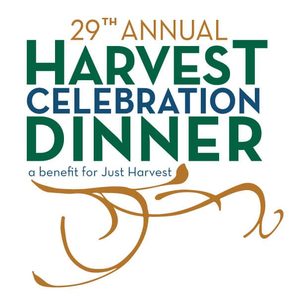 29th Annual Harvest Celebration Dinner, a benefit for Just Harvest