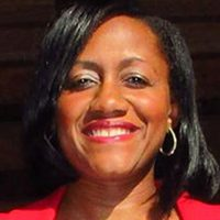 Candidate for State House of Representatives Fawn Walker-Montgomery.