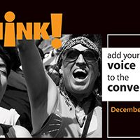 Think! Add your voice to the conversation