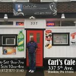 Carl's Cafe is a Fresh Corners store