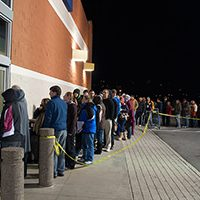 Best Buy Black Friday via Flickr | Robert Stromberg
