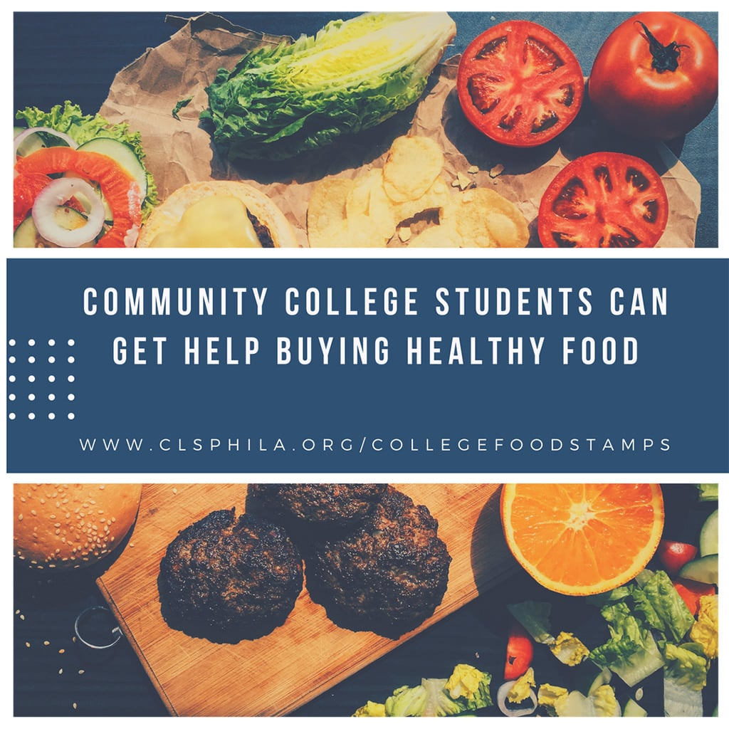 Community College Students Can Get Help Buying Healthy Food
