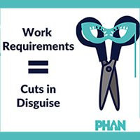 work requirements = cuts in disguise