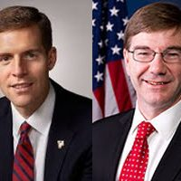 U.S. Rep. for 17th Congressional District candidates Connor Lamb and Keith Rothfus