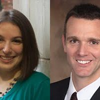 PA 23rd Senate District candidates Lindsey Williams and Jeremy Shaffer