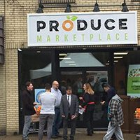 Produce Marketplace storefront