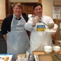Empty Bowls 2013 - Bill Peduto and Rich Fitzgerald