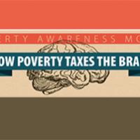 How poverty taxes the brain