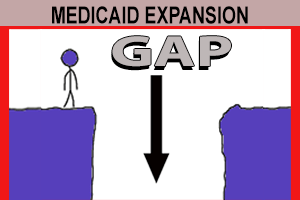 Who falls into the Medicaid Expansion Gap in PA? - Just Harvest