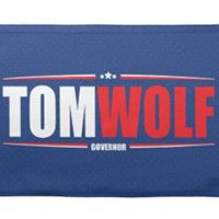 Tom Wolf Governor placemat