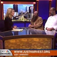 Ken Regal and Bill Fuller talk Empty Bowls on Comcast Newsmakers