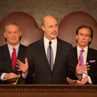 Gov. Wolf's 2016-17 Budget Address via flickr.com ~Gov. Tom Wolf via flickr.com