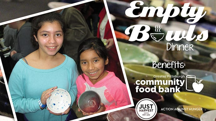 Empty Bowls, March 18, 2018