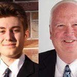 PA 54th House District candidates Jonathan McCabe and Robert Brooks