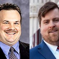 PA 39th House District candidates Robert Rhoderick and Michael Puskaric