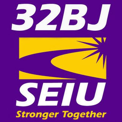 32BJ SEIU Stronger Together