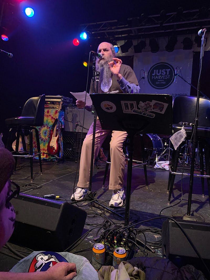 Just Harvest's Ken Regal at the 2019 D-Jam