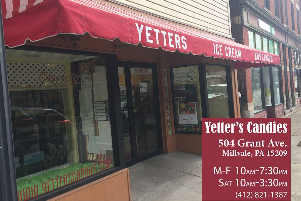 Yetters Candy is a Fresh Corners store