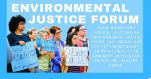 Environmental Justice Forum