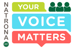Natrona: Your voice matters